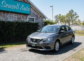 2018 Nissan Sentra SV in Wilmington, North Carolina