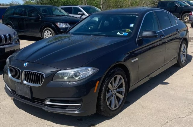 Used 2014 BMW 5 Series 528i xDrive Sedan for sale in Geneva NY
