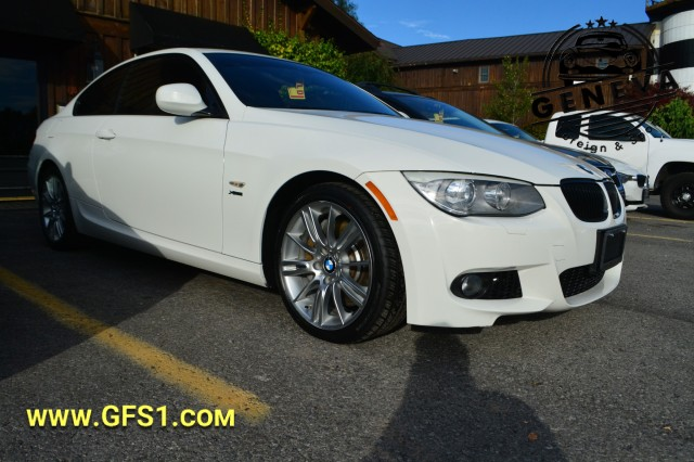 Used 2012 BMW 3 Series 335i xDrive Coupe for sale in Geneva NY
