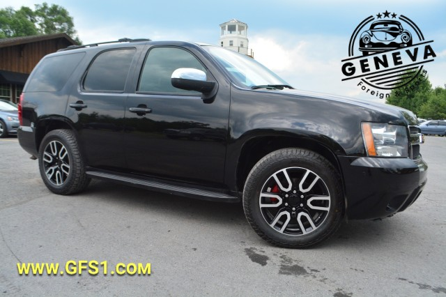 Used 2014 Chevrolet Tahoe Commercial