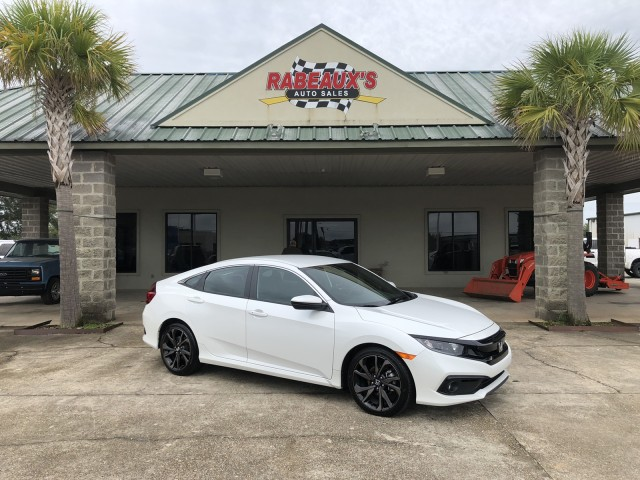 2020 Honda Civic Sedan Sport in Lafayette, Louisiana