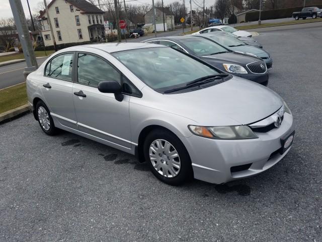 2011 Honda Civic DX-VP