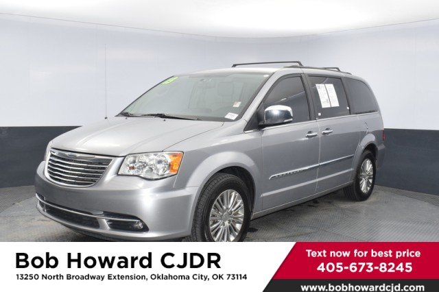 2013 Chrysler Town & Country Touring-L ***LEATHER/NAV/BLUETOOTH***
