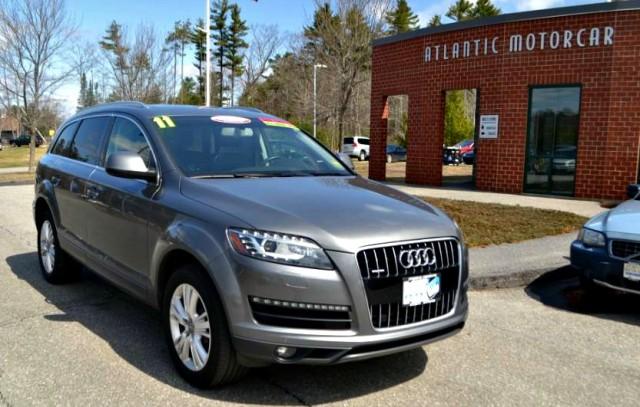 2011 Audi Q7 3.0T Premium Plus in Wiscasset, ME