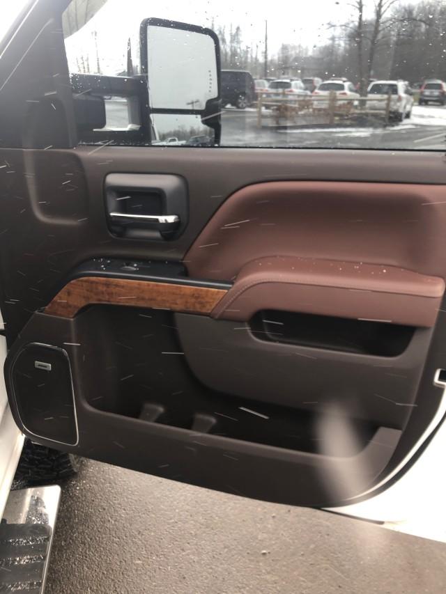 Used 2015 Chevrolet Silverado 2500HD High Country Duramax Crew Pickup Truck for sale in Geneva NY