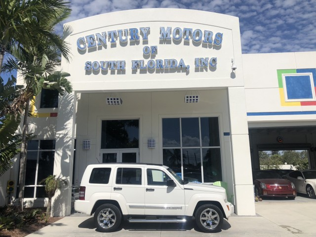2008 Jeep Liberty 4WD only 46,732 miles LIMITED in pompano beach, Florida