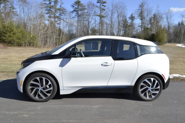 2017 BMW i3  in Wiscasset, ME