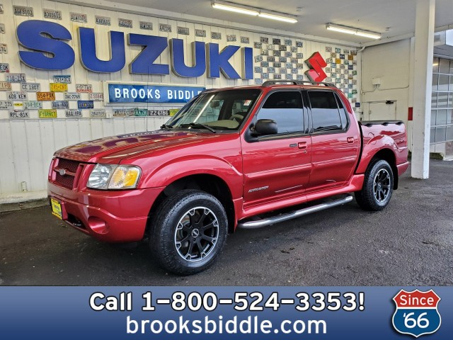 Pre-Owned 2001 Ford Explorer Sport Trac