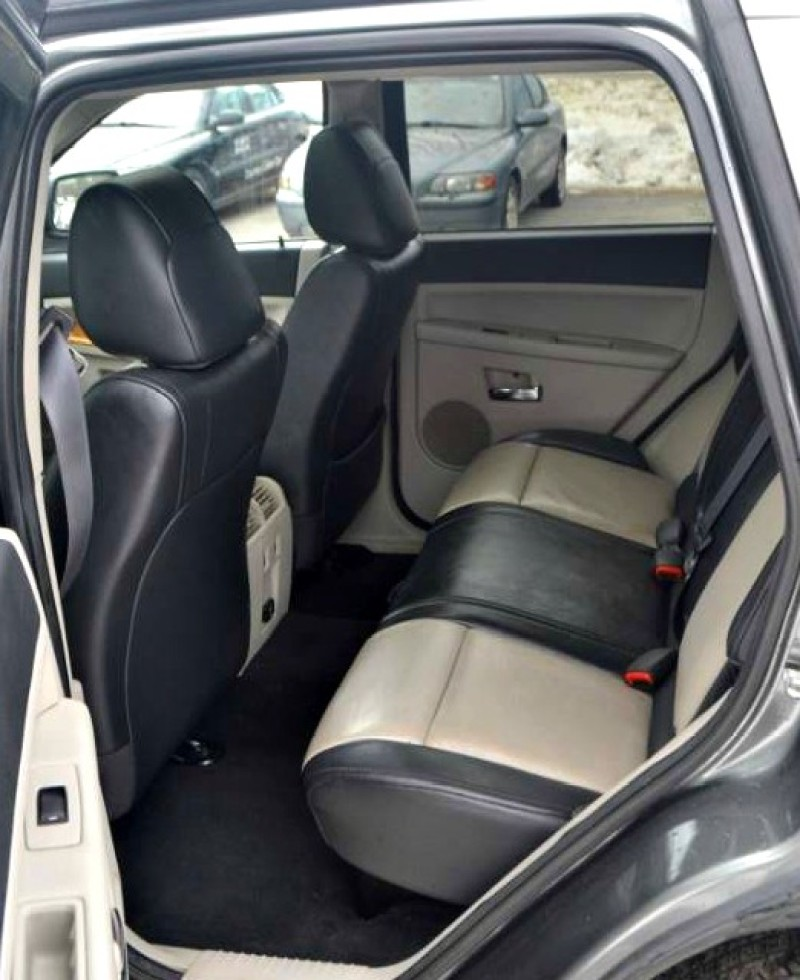 2008 Jeep Grand Cherokee Limited in Wiscasset, ME