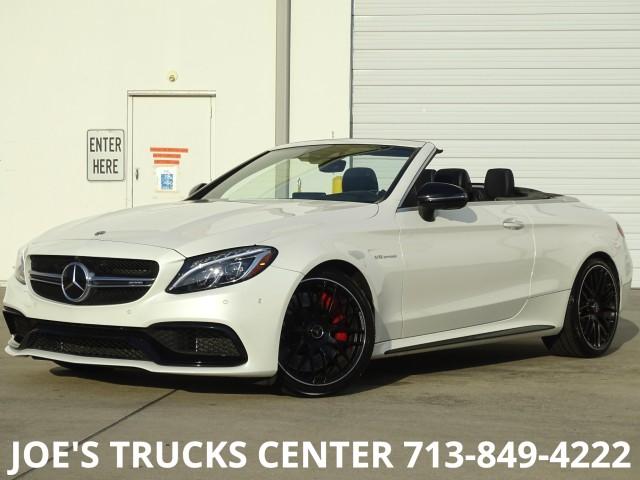 2018 Mercedes-Benz C-Class AMG C 63 S in Houston, Texas
