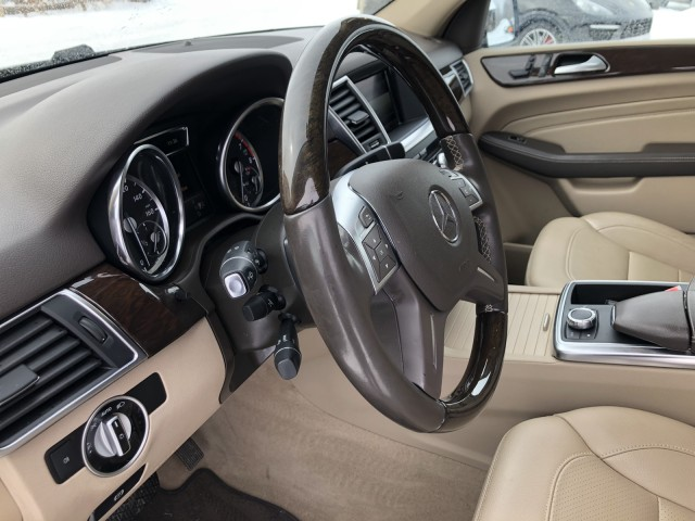 Used 2015 Mercedes-Benz M-Class ML 350 SUV for sale in Geneva NY