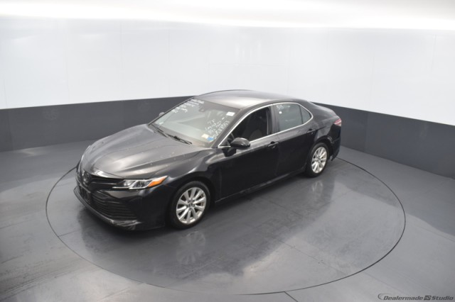 Certified Pre-Owned 2018 Toyota Camry LE w/ PRE-COLLISION