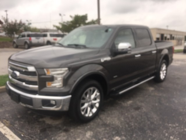 2015 Ford F-150 Lariat in Ft. Worth, Texas