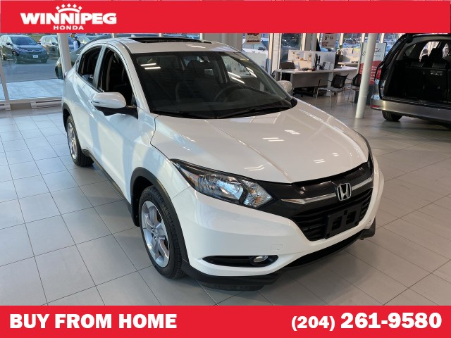 Certified Pre-Owned 2018 Honda HR-V EX / Certified / Bluetooth / 7 year warranty