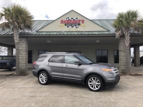 2014 Ford Explorer XLT in Lafayette, Louisiana