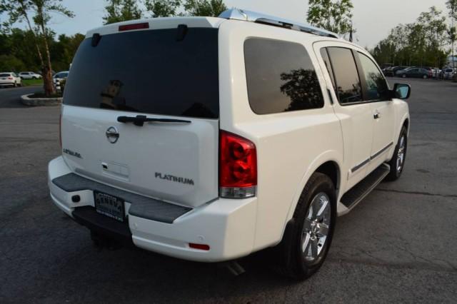Used 2011 Nissan Armada SL W/3rd Row &Navi SUV for sale in Geneva NY
