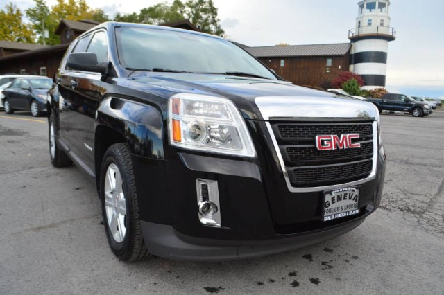 Used 2014 GMC Terrain SLE SUV for sale in Geneva NY