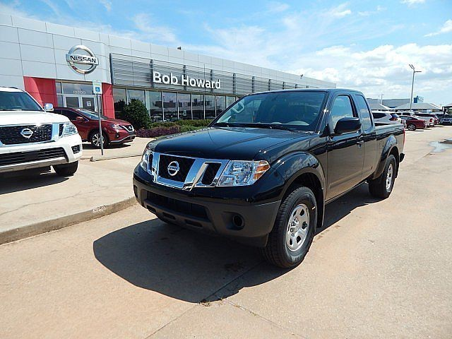 new 2020 Nissan Frontier King Cab S