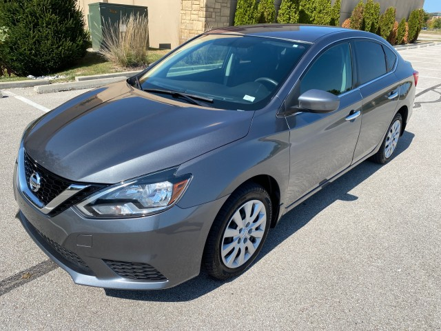 2017 Nissan Sentra SV in Chesterfield, Missouri