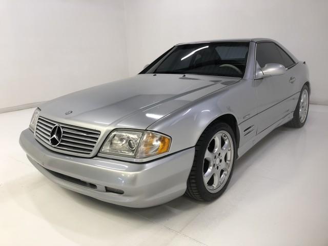 58602002 Mercedes-Benz CLK-Class AMG