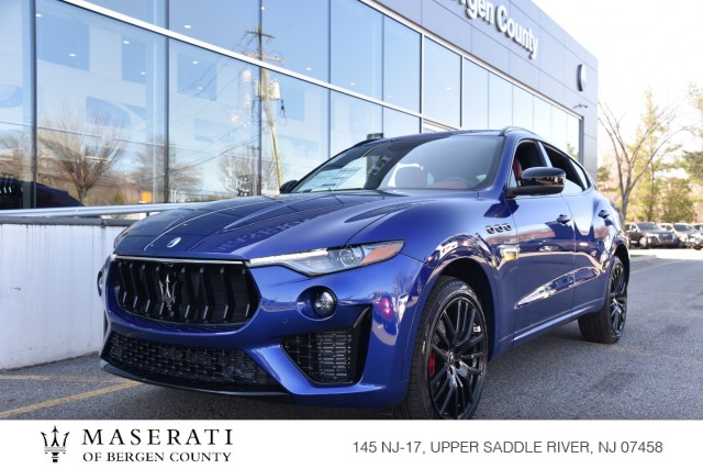 New 2021 Maserati Levante GT SPORT NERISSIMO PACKAGE