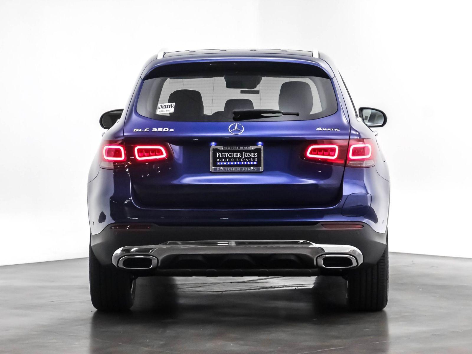 New 2020 Mercedes-Benz GLC GLC 350e
