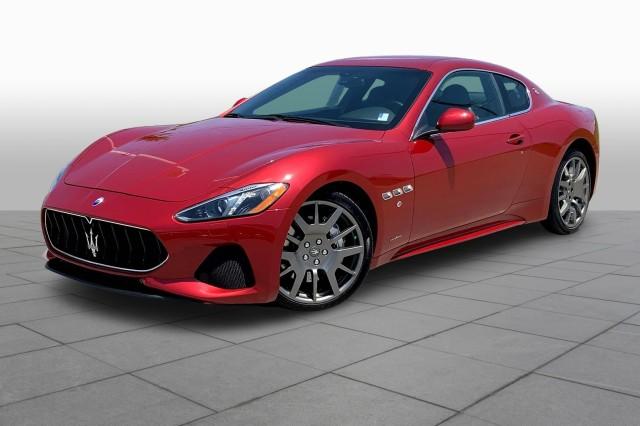 Used 2018 Maserati GranTurismo