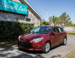 2014 Ford Focus SE in Wilmington, North Carolina
