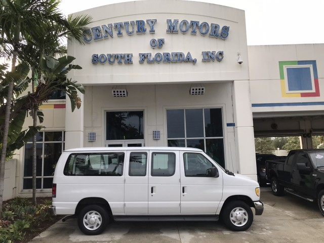 2006 Ford Econoline Wagon XLT 12-Passenger Cloth Seats Rear A/C Cruise in pompano beach, Florida