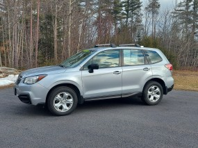 2018 Subaru Forester 2.5i in Wiscasset, ME