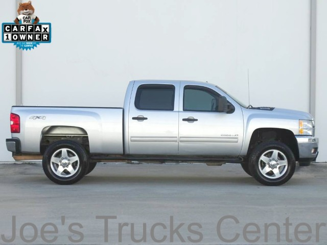 2014 Chevrolet Silverado 2500HD LT 4x4 in Houston, Texas
