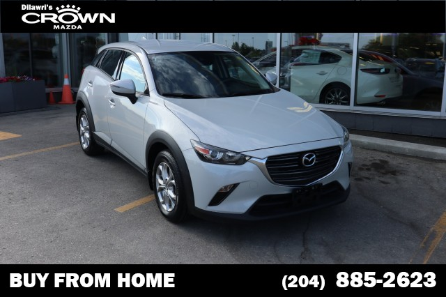 Pre-Owned 2019 Mazda CX-3 GS FWD **Local/Low KM**