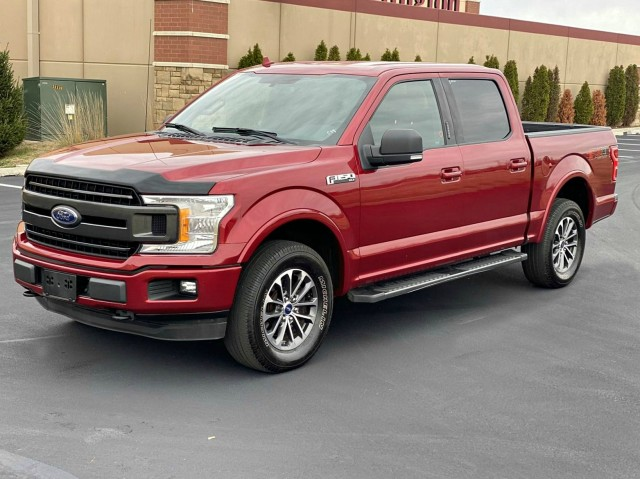 2018 Ford F-150 XLT sport in Chesterfield, Missouri