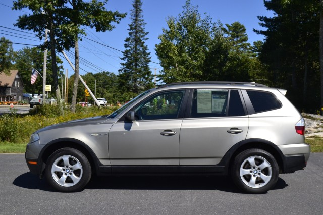 2007 BMW X3 3.0si in Wiscasset, ME