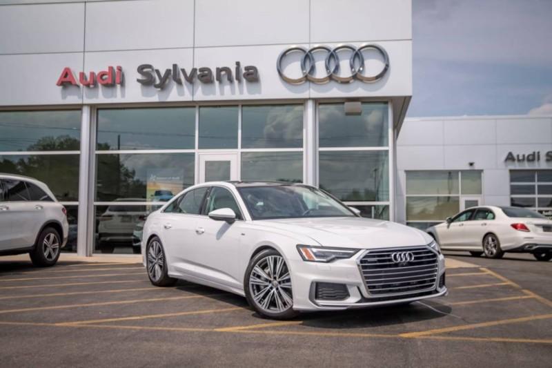 Certified Pre-Owned 2019 Audi A6 Premium Plus