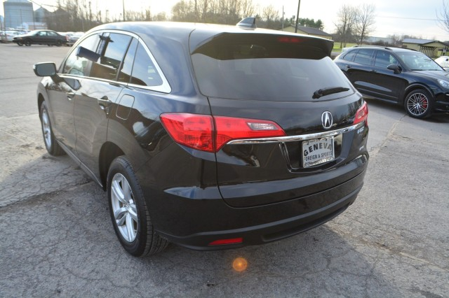 Used 2013 Acura RDX Tech Pkg SUV for sale in Geneva NY