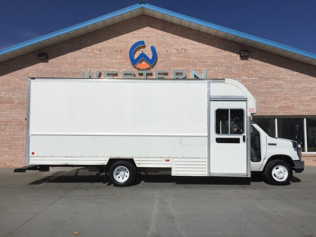 2008 Ford E350 Delivery Van