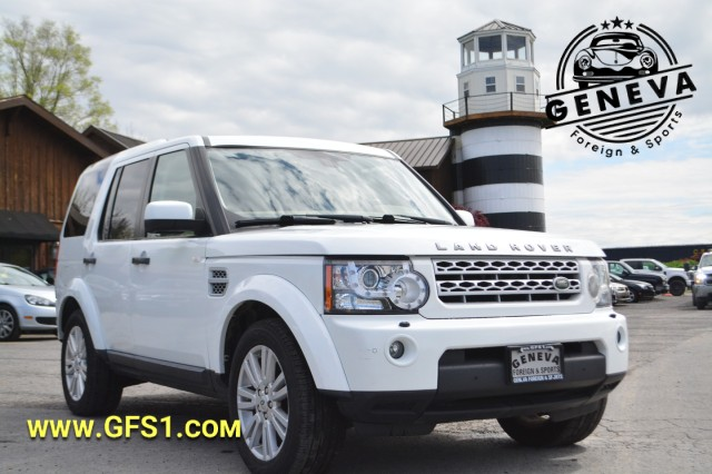 Used 2012 Land Rover LR4 HSE