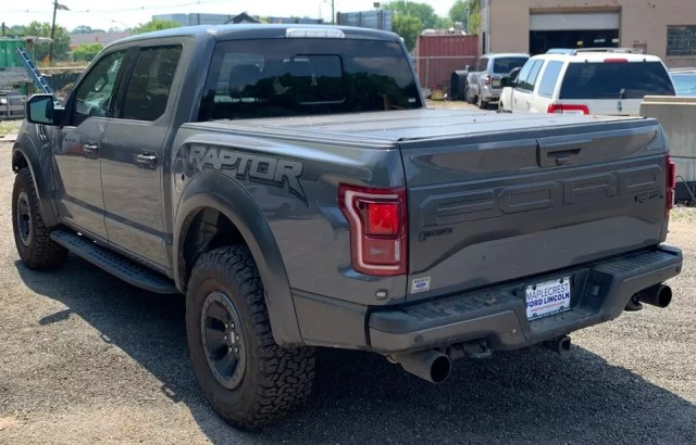 Used 2018 Ford F-150 Raptor Pickup Truck for sale in Geneva NY