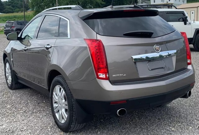 Used 2011 Cadillac SRX Luxury Collection SUV for sale in Geneva NY
