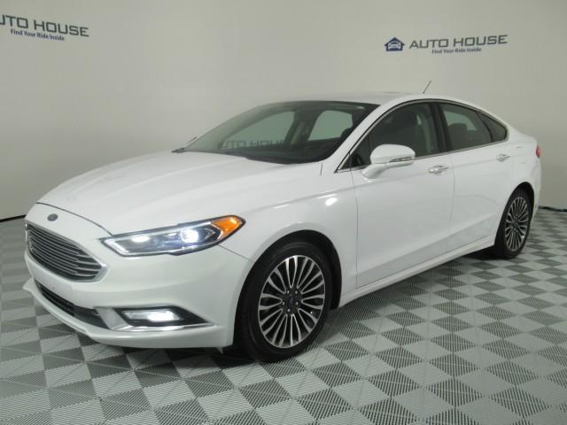 56052017 Ford Fusion SE