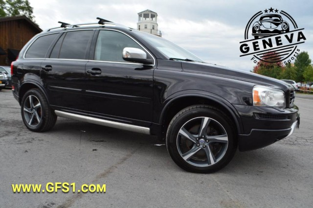 Used 2013 Volvo XC90 R-Design 7 Pass