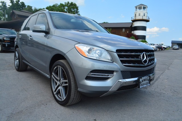 Used 2014 Mercedes-Benz M-Class ML 350 SUV for sale in Geneva NY