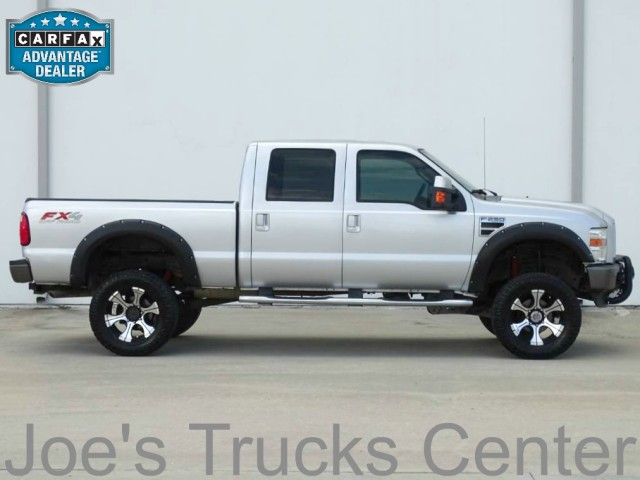 2009 Ford Super Duty F-250 SRW FX4 4x4 in Houston, Texas
