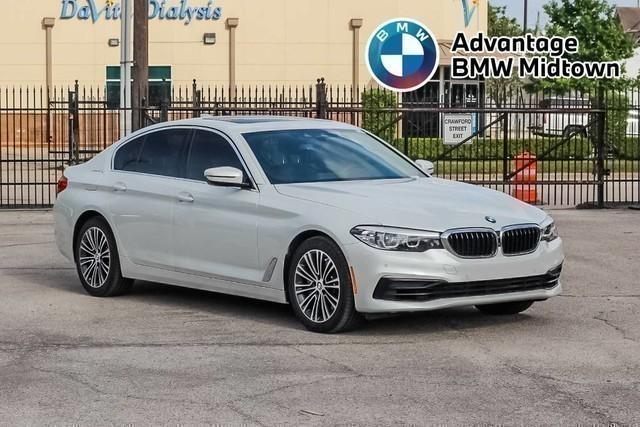 Demo 2020 BMW 5 Series 540i