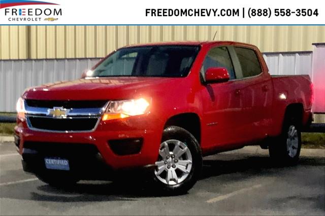 Used 2020 Chevrolet Colorado