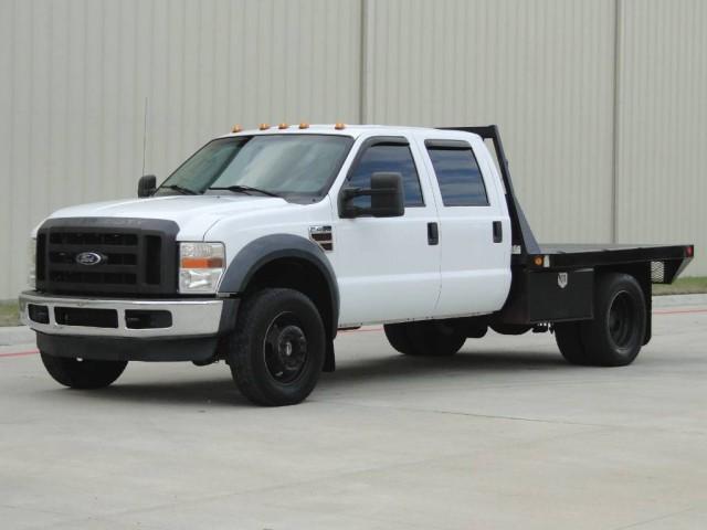 2009 Ford Super Duty F-450 DRW XL 4x4 in Houston, Texas