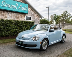 2015 Volkswagen Beetle Convertible 1.8T in Wilmington, North Carolina