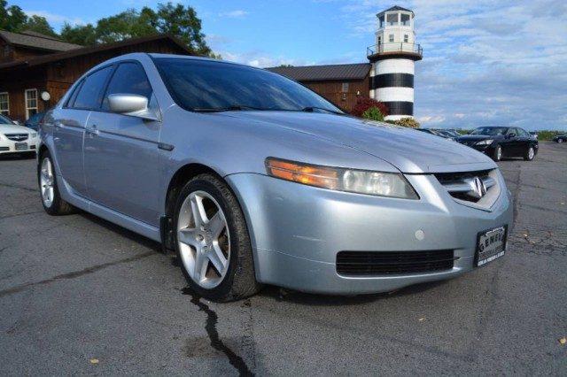 Used 2005 Acura TL  Sedan for sale in Geneva NY