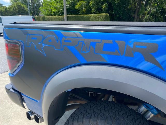 2014 Ford F-150 SVT Raptor Pickup Truck